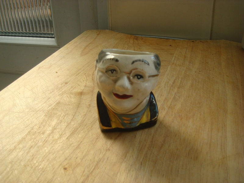 Any ideas...old/new...Egg Cup?...Dickens character ? Copied10