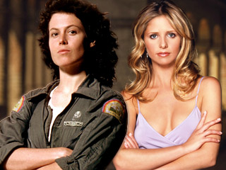 Which sci-fi hero are you? Ripley10