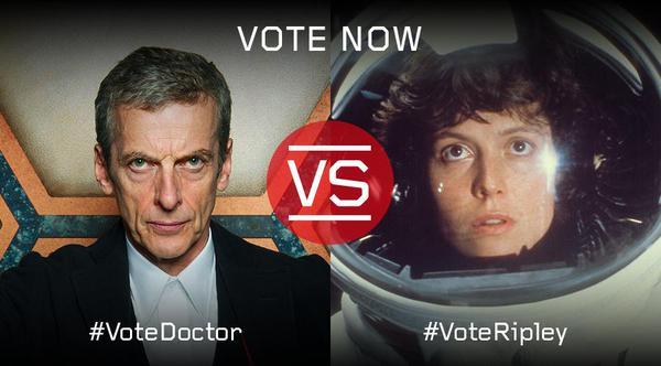 Which sci-fi hero are you? Vote10
