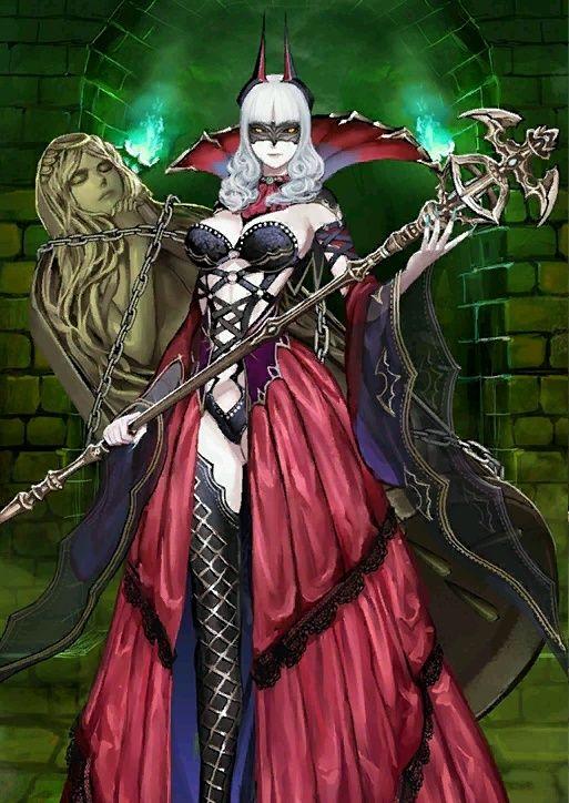 Fate/Grand Order Assass10