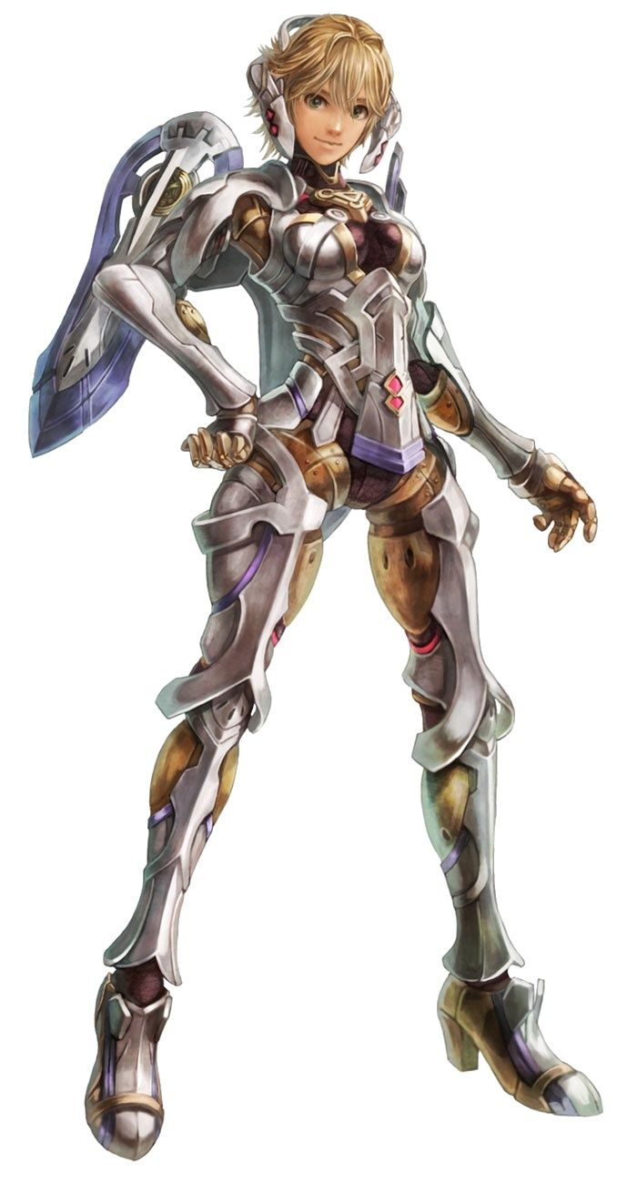 Xenoblade Chronicles **Spoiler ** Fiora_10