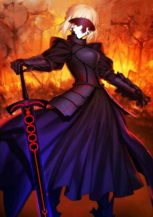 Fate/Grand Order Sabera10