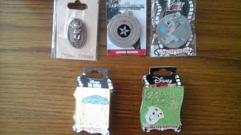 Le Pin Trading à Disneyland Paris - Page 2 20150811