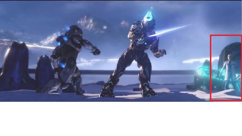 Personnages de Halo 5: Guardians (Characters/Héros/Didacte/Lasky/Palmer/Dr Halsey/Anderson/S179/S104/S043/Majestic Squad/Marines/Spartan 4/Linda 058/Kelly/Johnson/Guilty Spark/Arbiter/Master Chief/Cortana/Forerunner/UNSC/Rampacy/John 117/ODST/Spartan) Dr_hal10