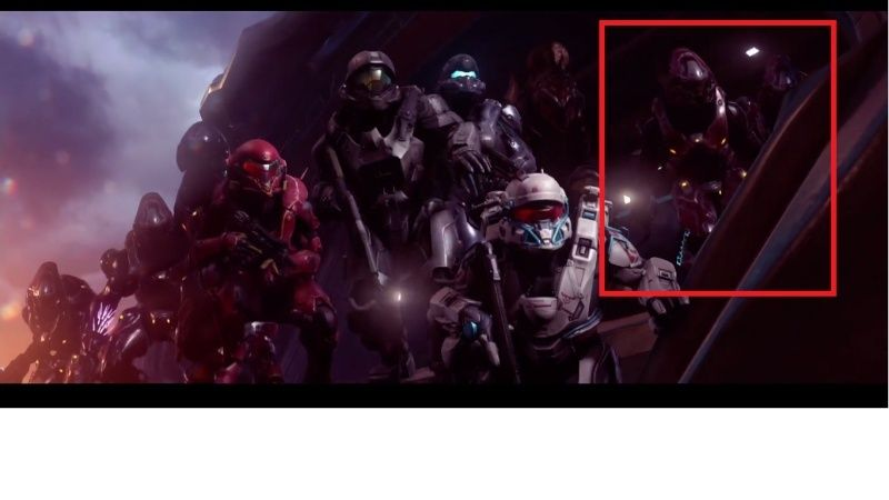 Personnages de Halo 5: Guardians (Characters/Héros/Didacte/Lasky/Palmer/Dr Halsey/Anderson/S179/S104/S043/Majestic Squad/Marines/Spartan 4/Linda 058/Kelly/Johnson/Guilty Spark/Arbiter/Master Chief/Cortana/Forerunner/UNSC/Rampacy/John 117/ODST/Spartan) Elite_10