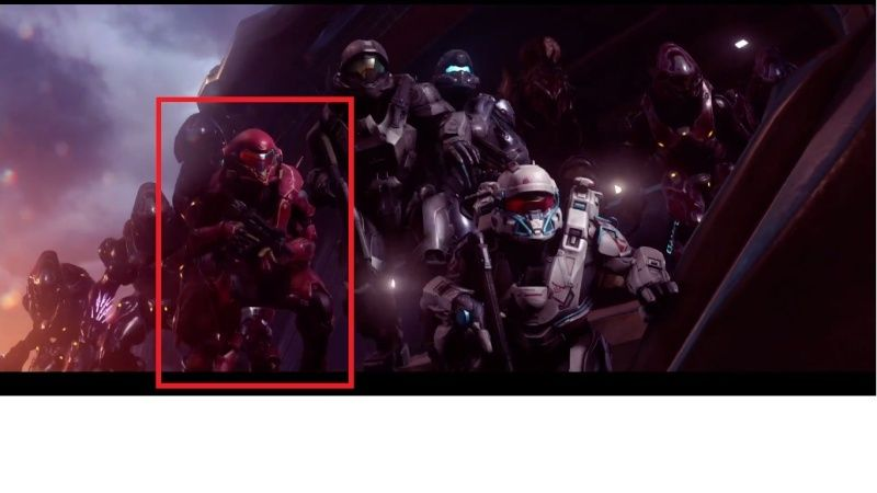 Personnages de Halo 5: Guardians (Characters/Héros/Didacte/Lasky/Palmer/Dr Halsey/Anderson/S179/S104/S043/Majestic Squad/Marines/Spartan 4/Linda 058/Kelly/Johnson/Guilty Spark/Arbiter/Master Chief/Cortana/Forerunner/UNSC/Rampacy/John 117/ODST/Spartan) Sparta10
