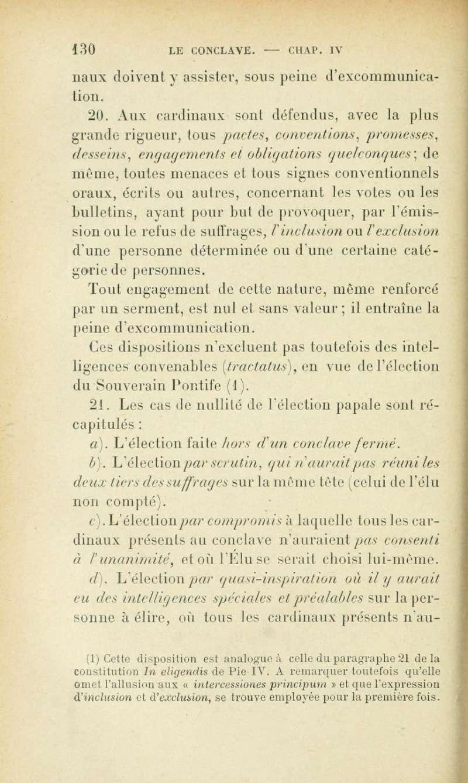 Comment le conclave peut-il se tromper ?  - Page 2 Leconc10