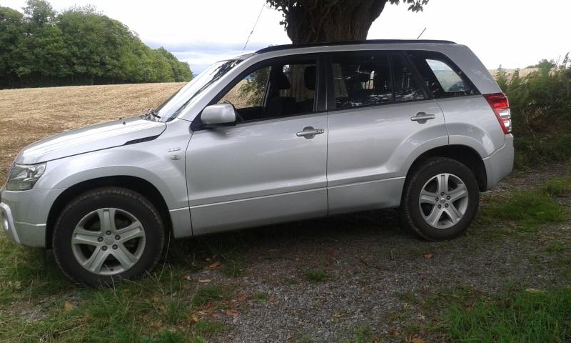 Suzuki Grand Vitara 20150810
