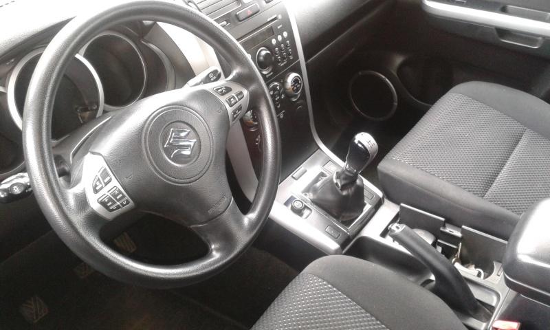 Suzuki Grand Vitara 20150811