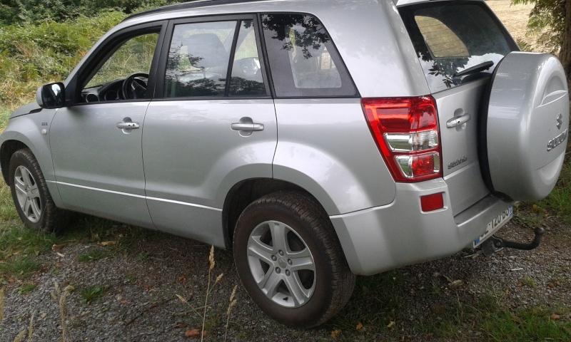 Suzuki Grand Vitara 20150812