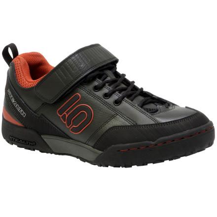 5.10 Maltese Falcon Clipless Shoes - Brand New Raveye10