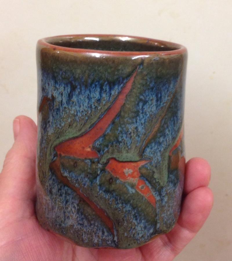 Unknown beaker, David Fry?  Image246