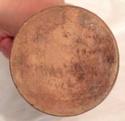 Unmarked tumbler or brush pot Image132