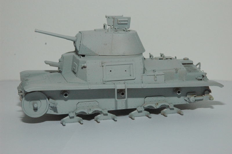 CARRO ARMATO M13/40 TAMIYA PE ET ACCESSOIRES ROYAL MODEL 1/35 TERMINE - Page 2 Ca1010