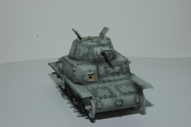 CARRO ARMATO M13/40 TAMIYA PE ET ACCESSOIRES ROYAL MODEL 1/35 TERMINE - Page 2 Ca1310