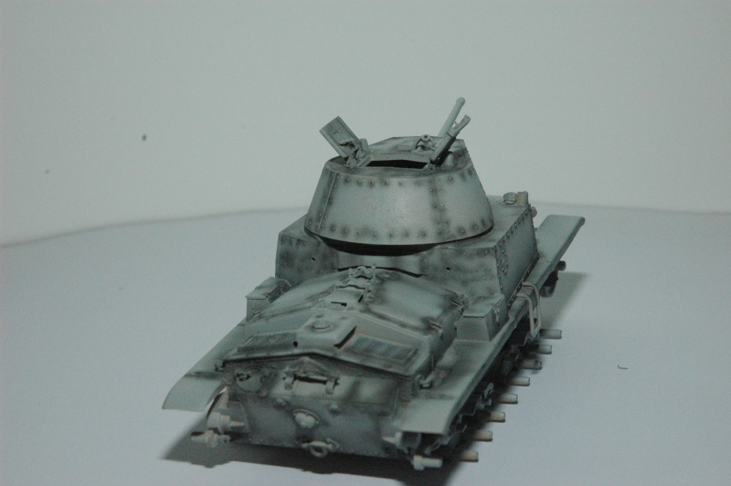CARRO ARMATO M13/40 TAMIYA PE ET ACCESSOIRES ROYAL MODEL 1/35 TERMINE - Page 2 Ca1410