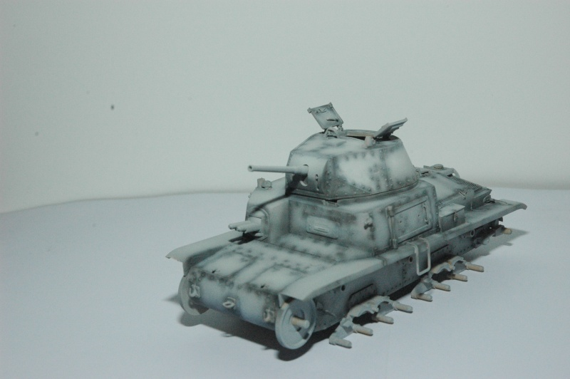CARRO ARMATO M13/40 TAMIYA PE ET ACCESSOIRES ROYAL MODEL 1/35 TERMINE - Page 3 Ca1510