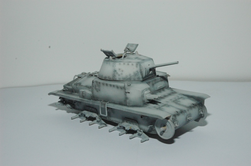 CARRO ARMATO M13/40 TAMIYA PE ET ACCESSOIRES ROYAL MODEL 1/35 TERMINE - Page 3 Ca1611
