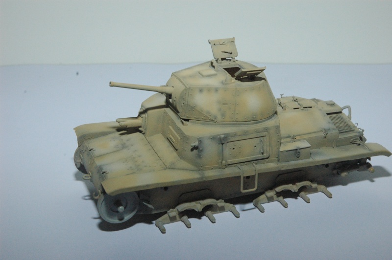 CARRO ARMATO M13/40 TAMIYA PE ET ACCESSOIRES ROYAL MODEL 1/35 TERMINE - Page 3 Ca1810