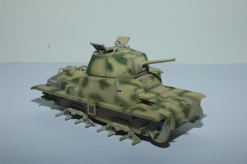 CARRO ARMATO M13/40 TAMIYA PE ET ACCESSOIRES ROYAL MODEL 1/35 TERMINE - Page 4 Ca2210