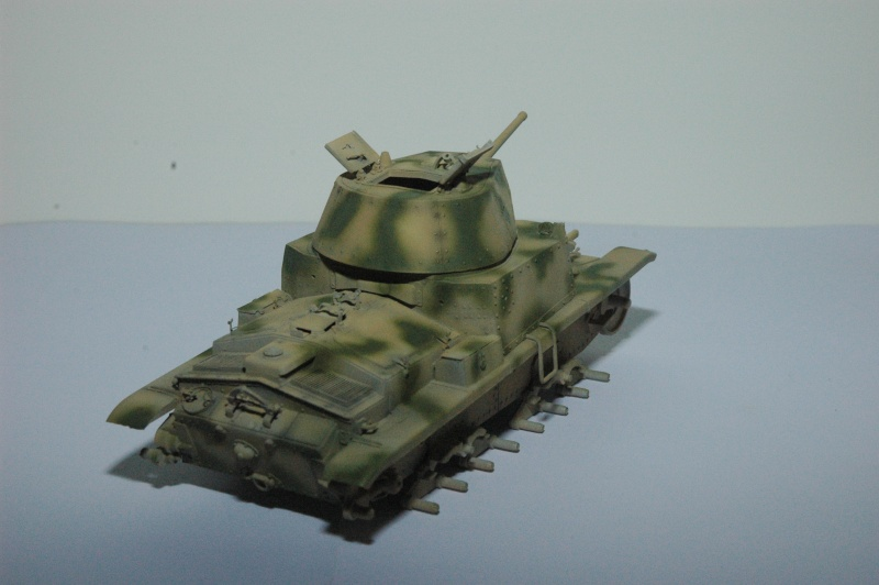 CARRO ARMATO M13/40 TAMIYA PE ET ACCESSOIRES ROYAL MODEL 1/35 TERMINE - Page 4 Ca2310