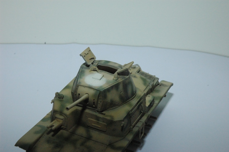 CARRO ARMATO M13/40 TAMIYA PE ET ACCESSOIRES ROYAL MODEL 1/35 TERMINE - Page 4 Ca2410