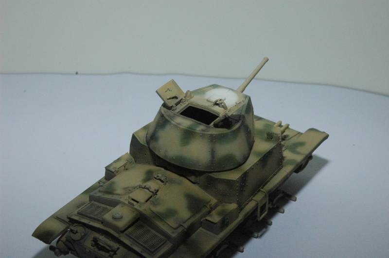 CARRO ARMATO M13/40 TAMIYA PE ET ACCESSOIRES ROYAL MODEL 1/35 TERMINE - Page 4 Ca2510