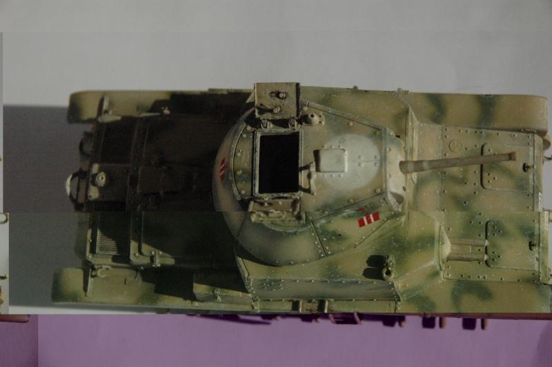 CARRO ARMATO M13/40 TAMIYA PE ET ACCESSOIRES ROYAL MODEL 1/35 TERMINE - Page 5 Ca2711