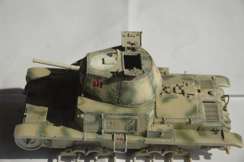 CARRO ARMATO M13/40 TAMIYA PE ET ACCESSOIRES ROYAL MODEL 1/35 TERMINE - Page 5 Ca2811