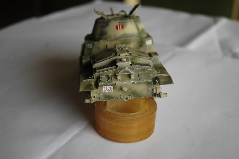CARRO ARMATO M13/40 TAMIYA PE ET ACCESSOIRES ROYAL MODEL 1/35 TERMINE - Page 5 Ca3010