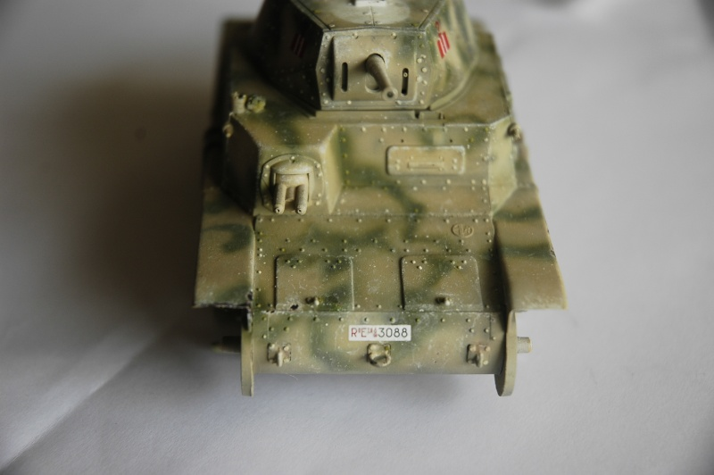 CARRO ARMATO M13/40 TAMIYA PE ET ACCESSOIRES ROYAL MODEL 1/35 TERMINE - Page 5 Ca3110