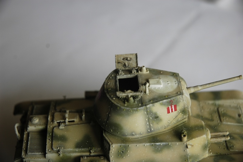 CARRO ARMATO M13/40 TAMIYA PE ET ACCESSOIRES ROYAL MODEL 1/35 TERMINE - Page 5 Ca3510