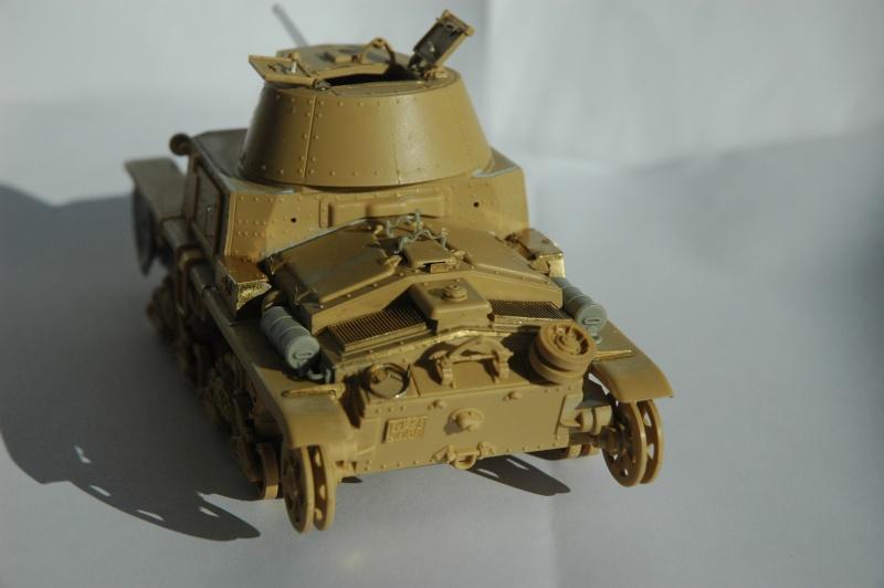 CARRO ARMATO M13/40 TAMIYA PE ET ACCESSOIRES ROYAL MODEL 1/35 TERMINE Ca_0310
