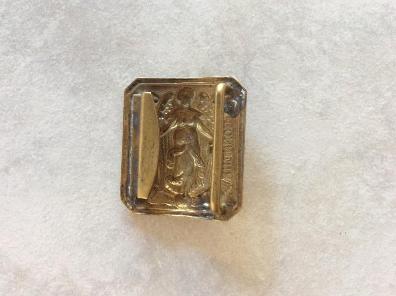 Boucle d'infanterie de ceinturon 1845 en baisse - ESC 1 a cloturer Image52