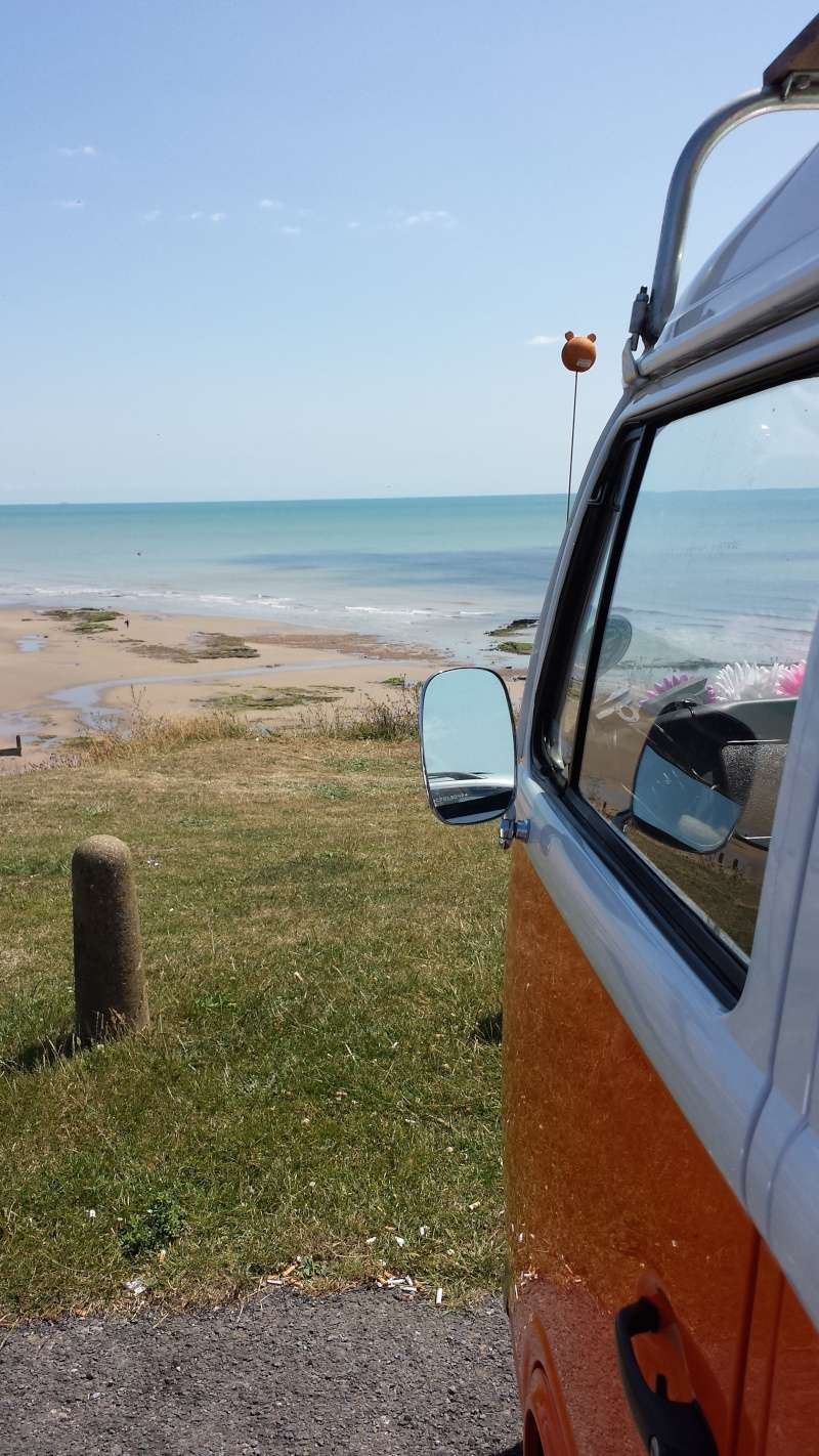 Chestnut Meadow Camping and Caravan Park , Bexhill on Sea 20150711