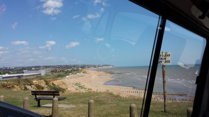 Chestnut Meadow Camping and Caravan Park , Bexhill on Sea 20150712