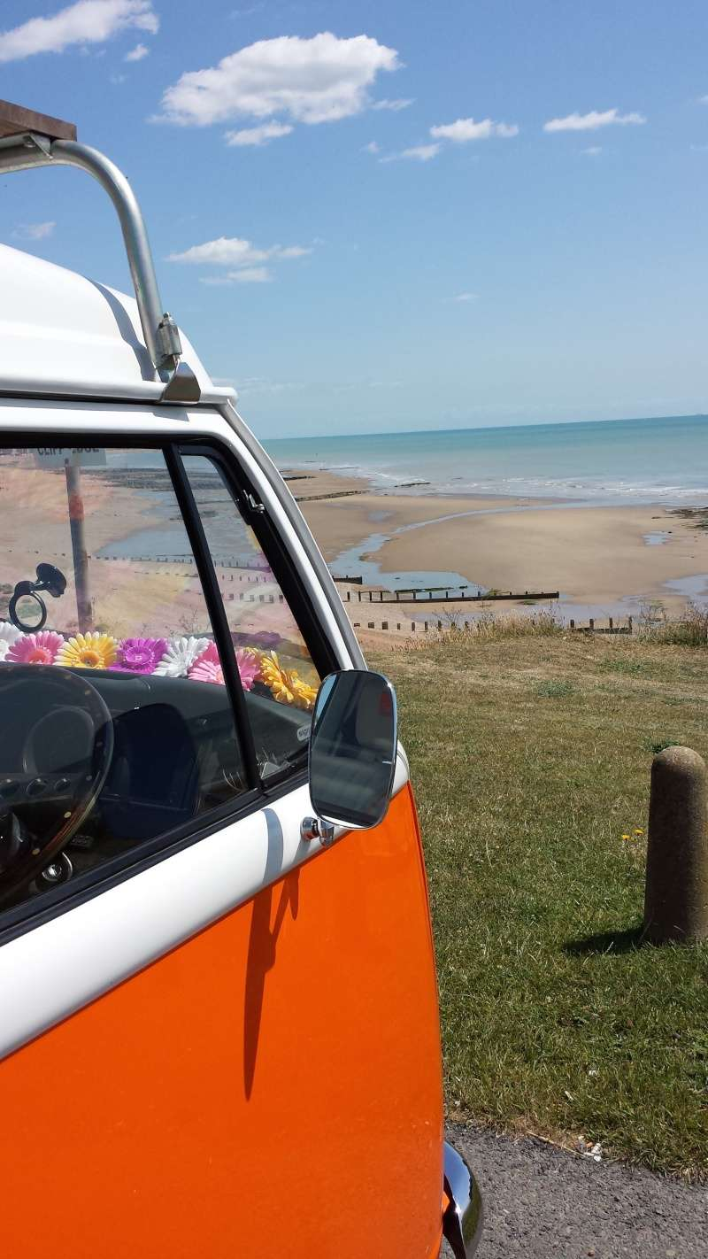 Chestnut Meadow Camping and Caravan Park , Bexhill on Sea 20150715