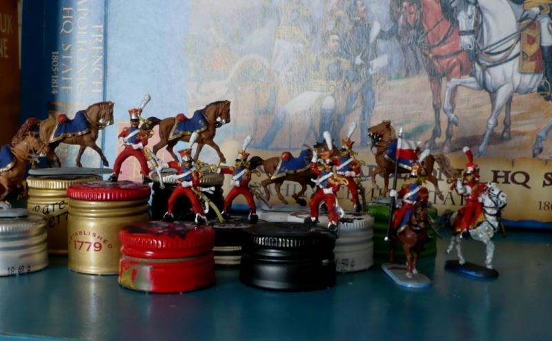 cavalerie de la Garde Impériale 1/72 P1180613