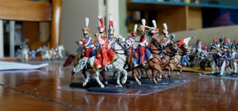 cavalerie de la Garde Impériale 1/72 P1180615
