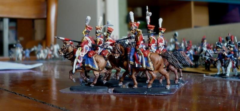 cavalerie de la Garde Impériale 1/72 P1180617
