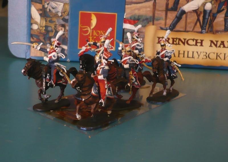 cavalerie de la Garde Impériale 1/72 P1180714