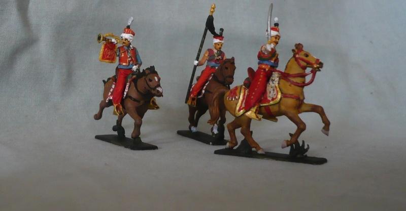 cavalerie de la Garde Impériale 1/72 P1180719