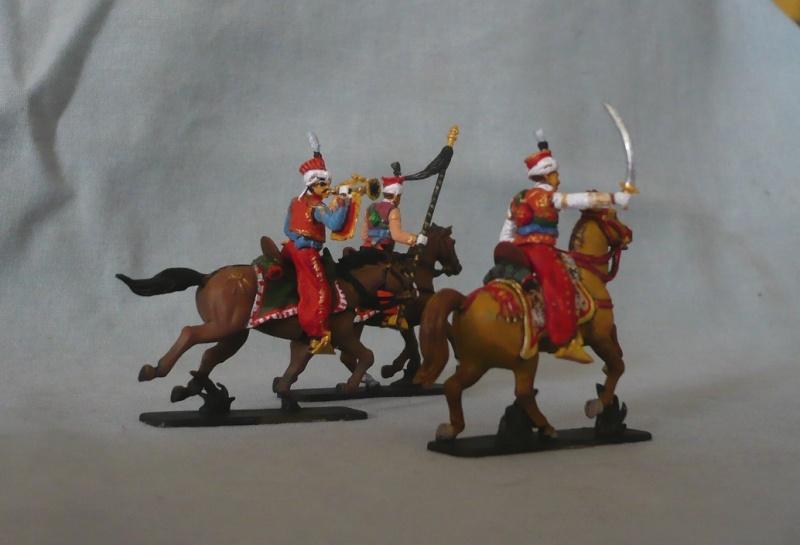 cavalerie de la Garde Impériale 1/72 P1180720