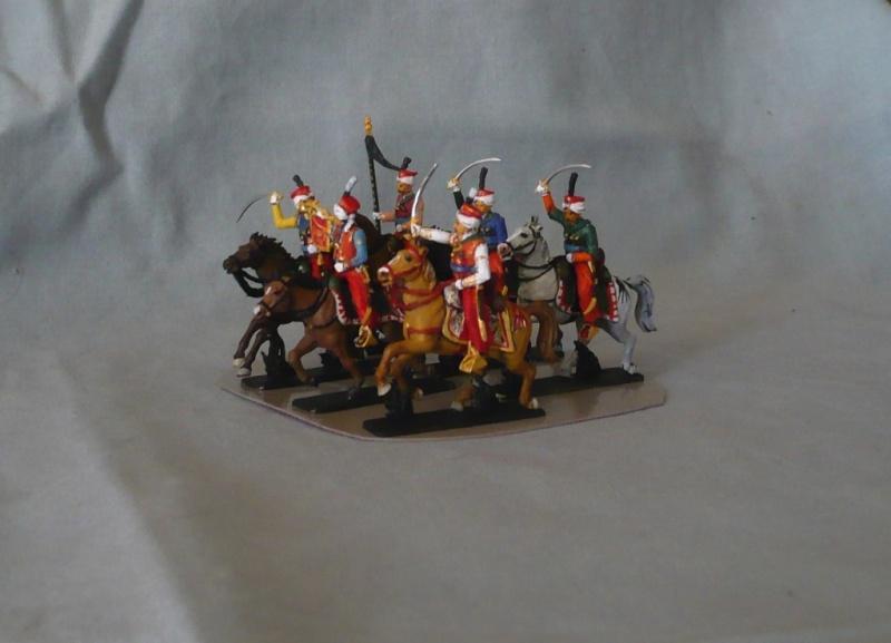 cavalerie de la Garde Impériale 1/72 P1180721