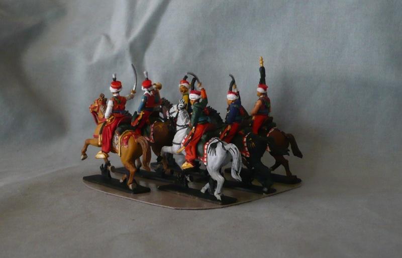 cavalerie de la Garde Impériale 1/72 P1180723