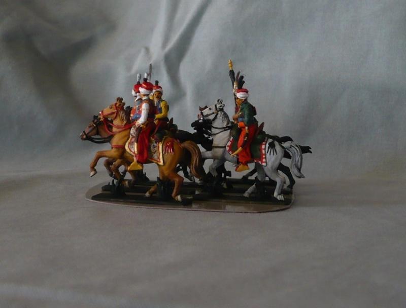 cavalerie de la Garde Impériale 1/72 P1180724