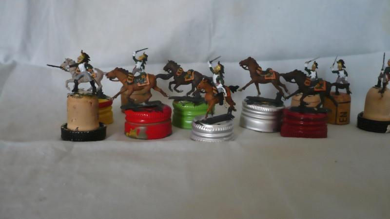 cavalerie de la Garde Impériale 1/72 P1180812