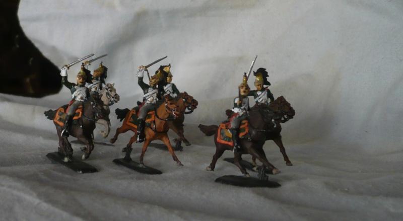 cavalerie de la Garde Impériale 1/72 P1180813