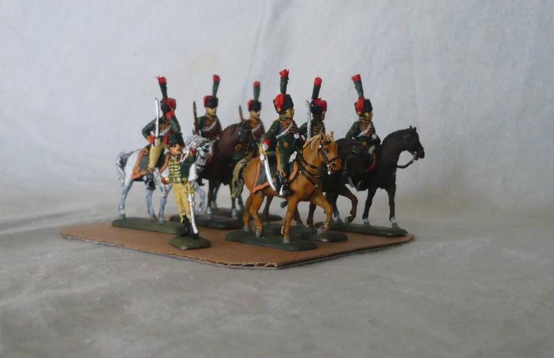 cavalerie de la Garde Impériale 1/72 P1180819