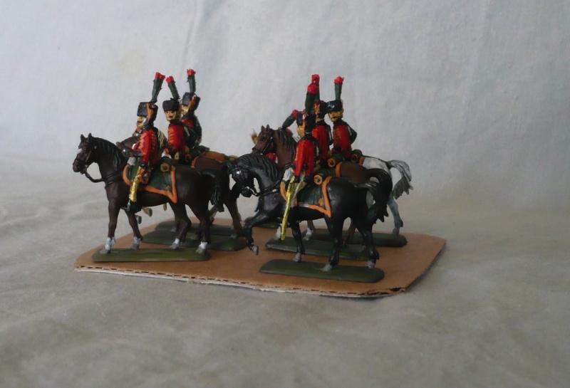 cavalerie de la Garde Impériale 1/72 P1180820